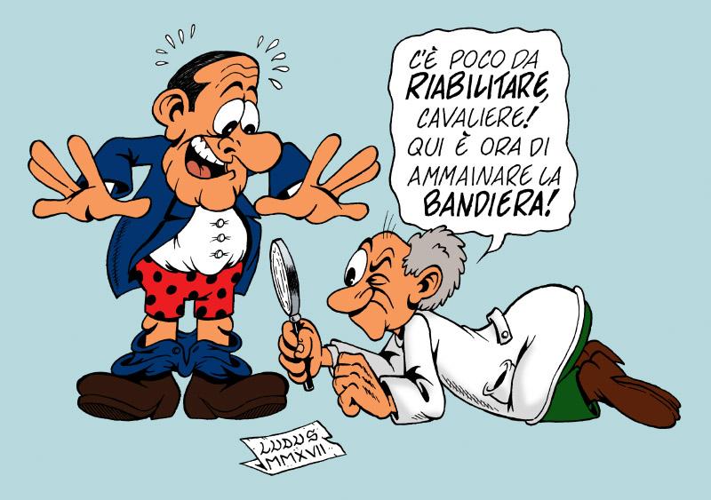 Riabilitazione di Berlusconi