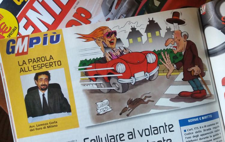 Vignetta per Gente Motori