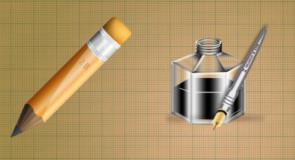 Gli attrezzi per disegnare vignette e illustrazioni