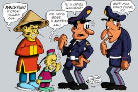 Mafia cinese in Italia