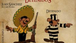 Detenidos: i personaggi