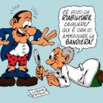 Vignette su Berlusconi