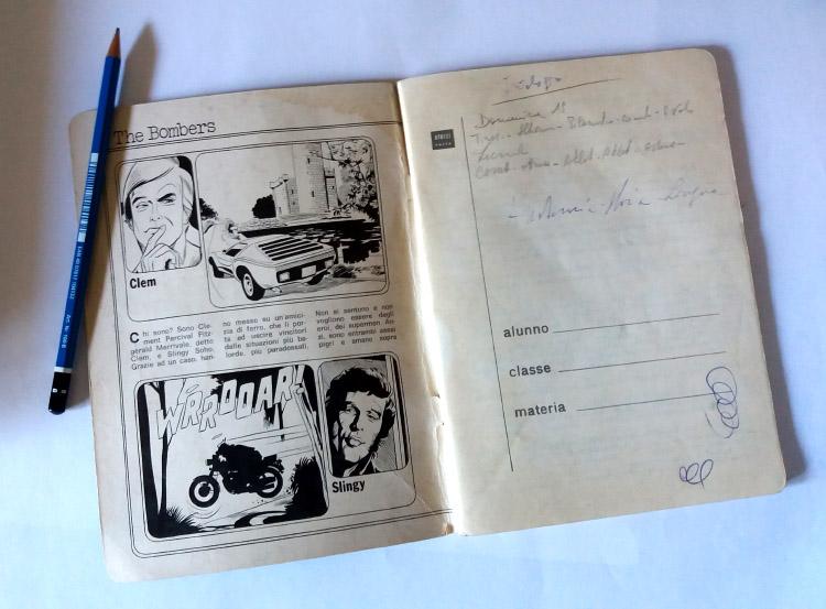 Vignette sui quaderni