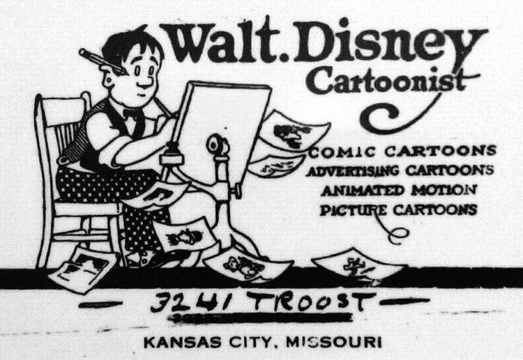 Annuncio Walt Disney