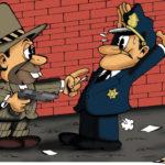 Gangster e poliziotto
